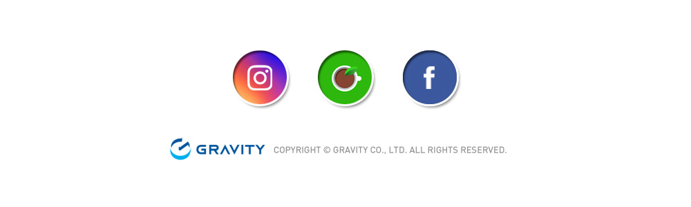 COPYRIGHT GRAVITY CO., LTD. ALL RIGHTS RESERVED.